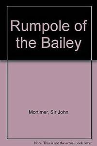 Rumpole of the Bailey Hardcover John Clifford Mortimer