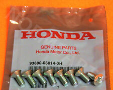 8 x Genuine OEM Honda Acura Disc Brake Retaining Rotor Screws 8 pcs