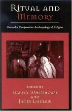 Cognitive Science of Religion: Ritual and Memory : Towards a Comparative...