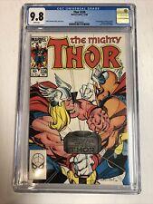 Thor (1983) # 338 (CGC 9.8 WP)   2nd App Beta Ray Bill