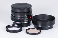 LEICA Leitz Summicron-R 50mm f2 type 1 1:2/50 R3 R4 R6 R6.2 R7 R8 R9 DMR