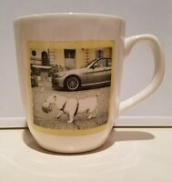 "Rae Dunn Artisan Collection by Magenta - ""KEEP CALM"" Coffee Mug Dog Polaroid"