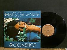 BUFFY SAINTE-MARIE  Moonshot    L.P.    Lovely vinyl copy!
