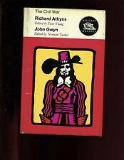 mac- THE( English )  CIVIL WAR - RICHARD ATKYNS JOHN GWYN, 1st UK HBdj