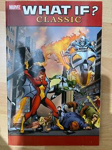 What If Classic 3 Paperback TPB graphic novel Marvel Comics shang chi dr strange
