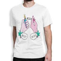 Best Buds Marijuana Weed T-Shirt, Premium Cotton Tee