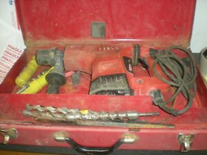 "Milwaukee 1-1/2"" Rotary Hammer Drill Heavy Duty (6321-21)"
