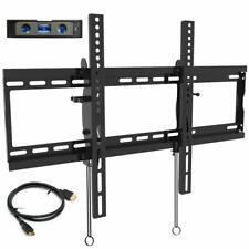 Everstone Tilt Tv Wall Mount Bracket For Most 32-80 Inch Led,Lcd,Oled,Plasma Fla