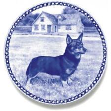 Lancashire Heeler - Dog Plate made in Denmark from the finest European Porcelain
