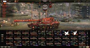 Wot Account [EU] - world of tanks - Nice account