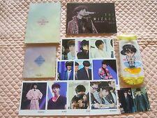 SHINee Taemin DVD Goods Set 4-Disc w/Gift Mini Photobook K-POP SMTOWN WEEK