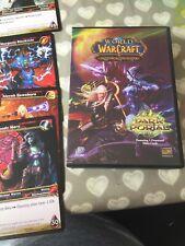 World of Warcraft Through the Dark Portal Trading Card Game Starter Deck
