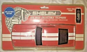 COLLECTOR'S EDITION Shelby G.T. 500 Cobra One Piece Collectible Telephone sealed