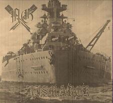 NG - Bismarck CD, digipak 2013 war related black thrash metal Germany Nerve Gas