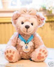 Tokyo Disney Sea 15th Duffy x Steiff 3000 limited ShellieMay Plush Doll Bear F/S