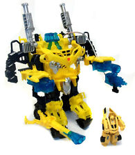 TRANSFORMERS BUMBLEBEE Robot Armour & Mini toy action figure