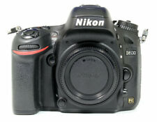 Nikon D600 Digital SLR Camera - Black (Body Only) **EXCELLENT** Condition