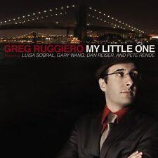 Greg Ruggiero  MY LITTLE ONE FEAT. LUISA SOBRAL