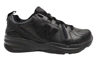 Mens New Balance MX608AB5 608 Slip Resistant Work Safety Shoes Black Size 8 D