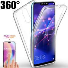 Pour Huawei Mate 20 Lite P20 Nova 3i 360° Étui Robuste Intégrée