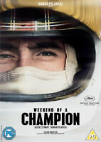 Weekend of a Champion DVD (2013) Frank Simon cert E ***NEW*** Quality guaranteed