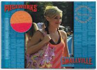 Smallville Season 5 ~ PIECEWORKS CARD PW4 Chloe Sullivan/Allison Mack Dress