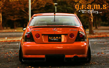 Lexus IS200 IS300 Rear CARBON FIBER Diffuser / Undertray for Racing, Performance