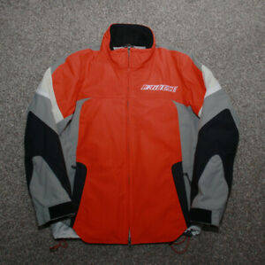 Dainese D TEC kids ski snowboard winter jacket 13-14 Y 158/164 chilli pepper