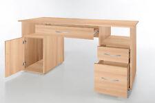 Schreibtisch Eiche Sonoma, Buche Dekor 93002-23023