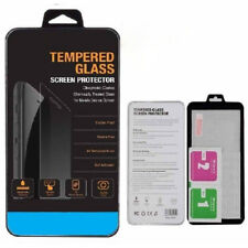 100% NEW GORILLA -TEMPERED GLASS FILM SCREEN PROTECTOR FOR MOTOROLA MOTO Z2 PLAY