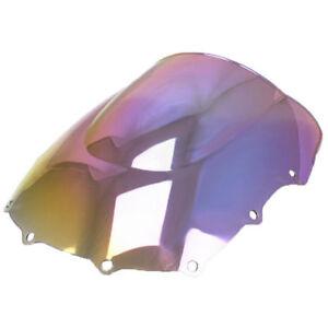 Parabrezza doppia bolla Iridium per Kawasaki ZZR400 / 93-07 ZZR600 / 93-04