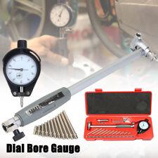 Cylinder Bore Dial Gauge Engine Indicator Measuring Kit 50mm-160mm 0.01mm Metric