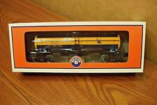 LIONEL 6-25928 SINGLE DOME TANK CAR JERSEY CENTRAL LINES #25928 O GAUGE
