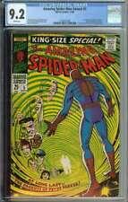 Amazing Spider-Man Annual #5 CGC 9.2 1st App Peter Parker's Parents