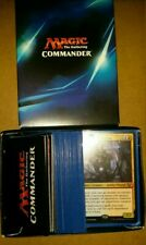 MTG Magic the Gathering Commander 2015 SEIZE CONTROL COMPLETE DECK ENGLISH