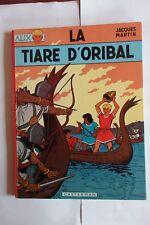 ALIX LA TIARE D ORIBAL 1969 BON ETAT