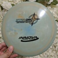 Rare Innova PFN Star Orc ---Choose Your Weight and Color--- Disc Golf Swirly