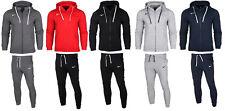 Nike mens full tracksuit top bottoms pants hoodie sweatshirt joggers