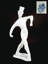 Marcel marceau/clownsfigur pib/Karl hermosa señor/h 37 cm/más antiguo Volkstedt