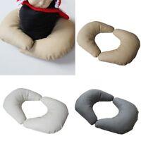 U Shape Posing Pillow Newborn Baby Photography Props Studio Support Pillows 2PCS