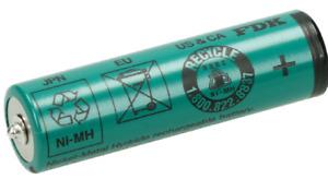 Genuine Braun SERIES 3 370 380 3080 5875 Shaver AA NiMh 1600mAh Battery 67030923