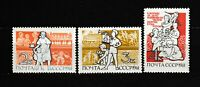 28368) Russia 1961 MNH New Fairy Tales 3v