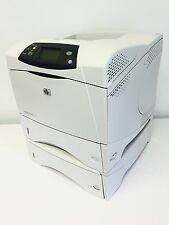 HP LaserJet 4350DTN Laser Printer - 6 MONTH WARRANTY - Fully Remanufactured