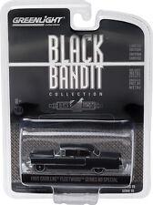 Greenlight Black Bandit Series 15 1955 Cadillac Fleetwood