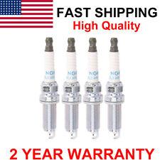 4pcs Spark Plugs Laser Iridium 9029 22401 Ja01b For Nissan Altima Rogue Sentra