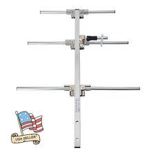US UHF Yagi Antenna Transceiver 100W High Gain Foldable For Base Amateur Radio