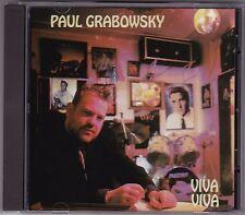 Paul Grabowsky - Viva Viva - CD (1993 Warner Australia)
