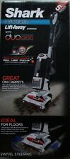 NEW  Shark DuoClean Powered Lift-Away Upright Vacum Cleaner NV800UK RRP £349.99