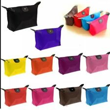 Waterproof Cosmetic Makeup Purse Wash Bag Pouch Pencil Case Handbag N6YFGG