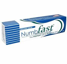 30g NUMBFAST® Numbing Cream Skin Numb Tattoo Piercing Waxing Laser Sex Dr